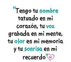 Para siempre...