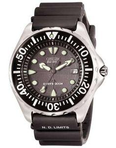 Citizen Eco-Drive 300 Meter Professional Diver