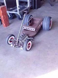 Rat Rod Sedan wagon!