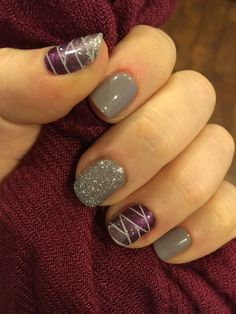 Pretty winter nails art design inspirations 65 #nailart