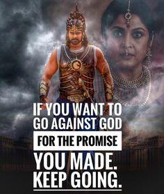 Bahubali Promises