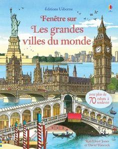 Littérature jeunesse et voyage : villes du monde