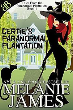 Gertie's Paranormal Plantation (Tales From the Paranormal Plantation Book 1) #eReaderIQ
