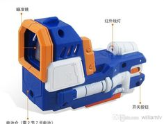 Nerf N Strike Elite Soft Bullet Toy Gun Elite Accessories Pinpoint Sight For Nerf By Williamlv | Dhgate.Com