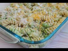 Broccoli pesto mac and cheese