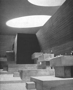 La tourette, le corbusier, 1957