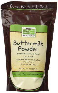 NOW Foods Buttermilk Powder-14 oz >>> Visit the image link more details.