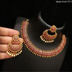 Temple jewellery available at Ankh Jewels for booking msg on Indian Jewelry Sets, Silver Jewellery Indian, Indian Wedding Jewelry, Temple Jewellery, Gold Jewellery, Diamond Jewelry, Jewelry Design Earrings, Gold Earrings Designs, Necklace Designs