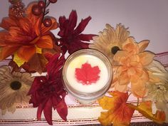 Fall scent parasoy candle Fall Scents, Unique Jewelry, Handmade Gifts, Candles, Wreaths, Ethnic Recipes, Etsy, Vintage, Home Decor
