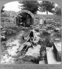 Αρχαία Ολυμπία - 1907