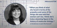 Awe inspiring women who have change our world! The Untold History of Women in Science and Technology | The White House