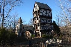 Abandoned Renaissance Faire Fredericksburg VA