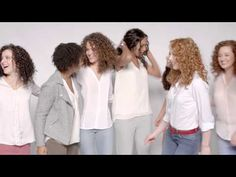 Sweetest video about curls. <3 Dove Hair: Love Your Curls - YouTube