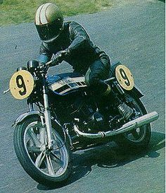 Someday I will build custom bikes based on the Cafe Racer style