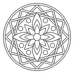Mandala coloring pages for kids coloring unbelievable design mandala Mandala Design, Mandala Art, Mandalas Painting, Mandalas Drawing, Mandala Coloring Pages, Mandala Pattern, Dot Painting, Colouring Pages, Adult Coloring Pages