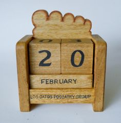 Perpetual Calendar Custom Orders Design Your Own by 2HeartsDesire, $25.00 Handmade In The U.S.A.
