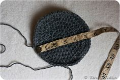 Tips for crocheting a hat.