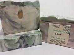 Creed Mens Cold Process Soap, Homemade, Vegan, Handmade, Hemp #handmadesoap #naturalsoap