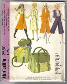 Free Copy of Pattern - McCalls 2580 - pattern pieces are on page 1 thru 3; pages are on the upper left portion of the page.