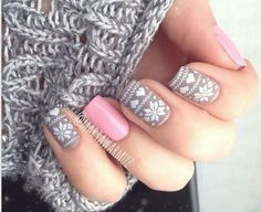 Manucures d'hiver