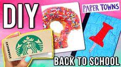 back to school diy supplies - Google Search