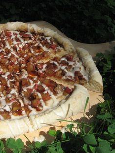 Rhubarb Pizza | Tasty Kitchen: A Happy Recipe Community!