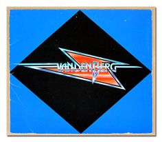 "VANDENBERG S/T SELF-TITLED 12"" LP VINYL"