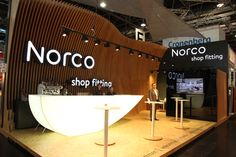 Norco Shop Fitting at EuroShop