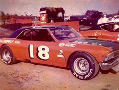 66 chevelle sportsman car