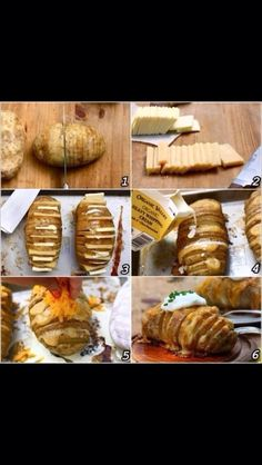 Scalloped Hassle back Potatoes!!!