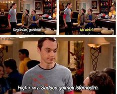 Movie Quotes, Book Quotes, Funny Quotes, Funny Memes, Sheldon Cooper Quotes, Karma, The Bigbang Theory, Comedy Pictures, Funny Share