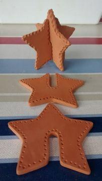3D star pattern