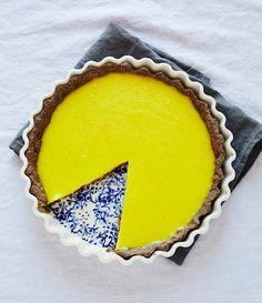 Meyer Lemon Tart | A Cup of Jo