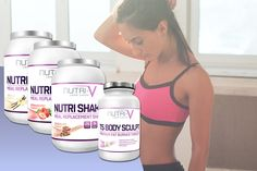 900g Meal Replacement Shake Powder & 60 T5 'Fat Burner' Tablets