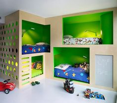 Kids Bedroom Bunk Beds 25 amazing loft ideas - beds and playrooms | kids rooms, lofts and