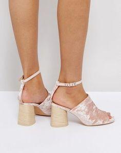 ASOS TAPER Heeled Sandals
