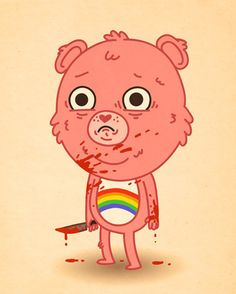 Care Bears by Mike Mitchell