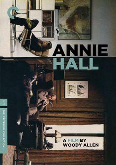 Annie Hall (1977) una película de Woody Allen. En 1978 ganó el Oscar a la mejor película, al mejor director, al mejor guión original y a la mejor actriz principal.