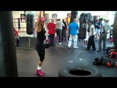 1000 calorie burn/ workout motivation for sure! Home Boxing Workout, Hiit Workout At Home, Workout Dvds, Workout Videos, 1000 Calorie Workout, Calorie Burning Workouts, Jennifer Lee, Fitness Diet, Fitness Motivation