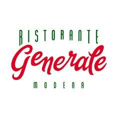 Ilk — Logo for Ristorante Generale Modena