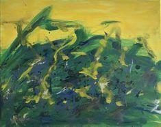 Ausblick  50 x 40 cm Painting, Art, Abstract, Art Background, Painting Art, Paintings, Kunst, Drawings, Art Education