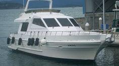 monte fino 51 banana belt boat for sale - YouTube
