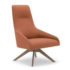 """""""Agora"""" armchair by Lievore Altherr Molina for Andreu World"""