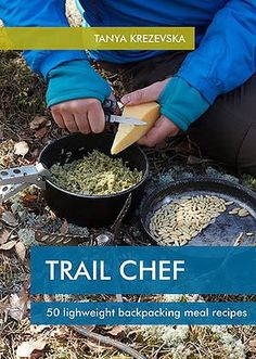 Hiking Recipes and Backpacking Food Ideas | Trail Recipes #bushcraftfood