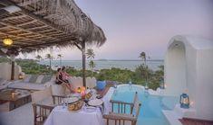 Private dinner for two at Matemwe Retreat, Zanzibar.