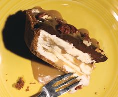 Turtle Ice Cream Pie Photo - Ice Cream Pies Recipe | Epicurious.com