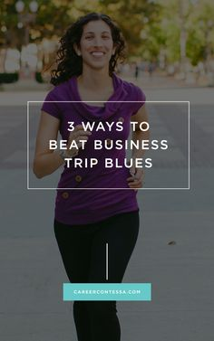 Your 3-step guide to beat #jetlag on your work trip. #Travel #WorkTravel #Consulting #Wellness