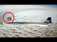 BEST UFO Smoking Gun Evidence! NEW Analysis British Airways Concorde UFO Footage