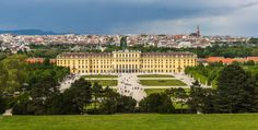 Château de Schönbrunn - Vienne by Stephan St-Denis on 500px