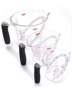 OXO Angled Measuring Cup Set - Kitchen Gadgets - Kitchen - Macy's